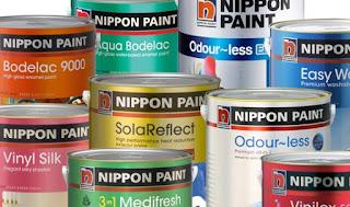 Harga Cat Nippon Paint Putih