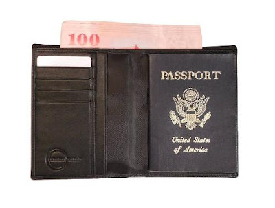 Travel Wallet and Passport Cover