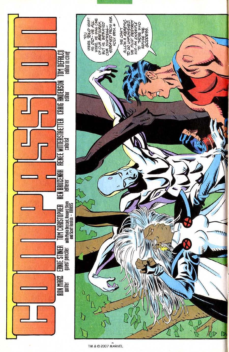 Read online Silver Surfer (1987) comic -  Issue #85 - 4