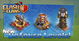 Download Game Clash of Clans v8.551.4 APK COC Update Oktober 2016 mod cheat 1
