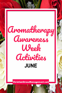 Aromatherapy Awareness Week Activities