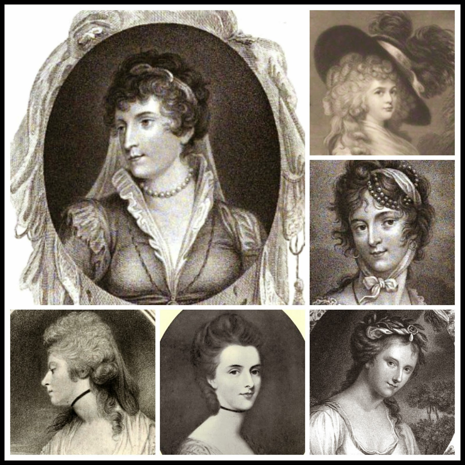 Political ladies collage © Rachel Knowles