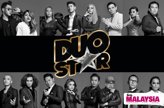 Live Streaming Konsert Duo Star Minggu 1