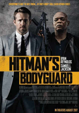 The Hitmans BodyGuard 2017 BRRip 480p English 350MB ESubs Watch Online Full movie Download bolly4u