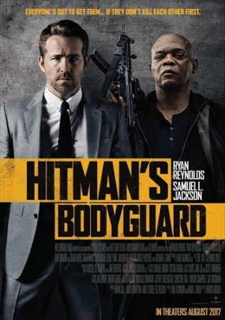 The Hitmans BodyGuard 2017 BRRip 720p English 1GB ESubs Watch Online Full movie Download bolly4u