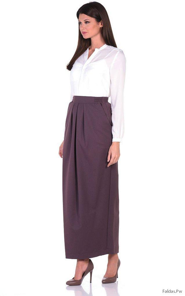 119b29deeb Ideas de Faldas Modernas ¡20 Nuevas Propuestas!