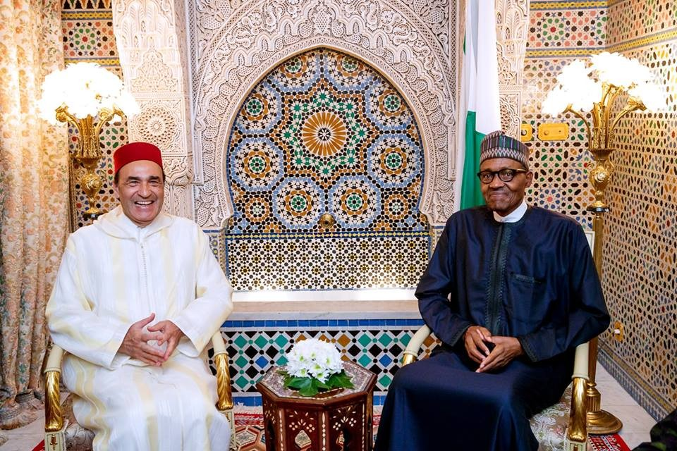 President Buhari says Nigerians are intellectually aggressive, economically ambitious