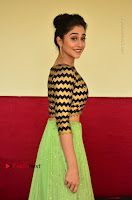 Actress Regina Candra Latest Pos in Green Long Skirt at Nakshatram Movie Teaser Launch  0117.JPG