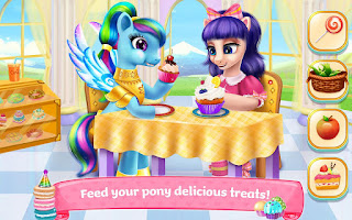 Download game Pony Princess Academy Mod Apk gratis