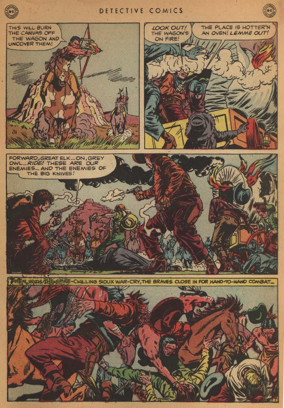 Read online Detective Comics (1937) comic -  Issue #152 - 45