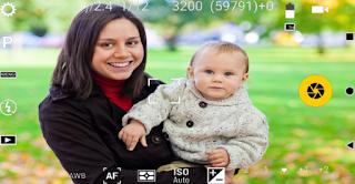 Kamera HD DSLR