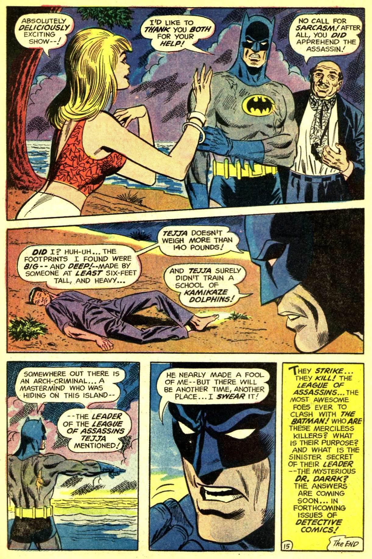 Detective Comics (1937) 405 Page 17