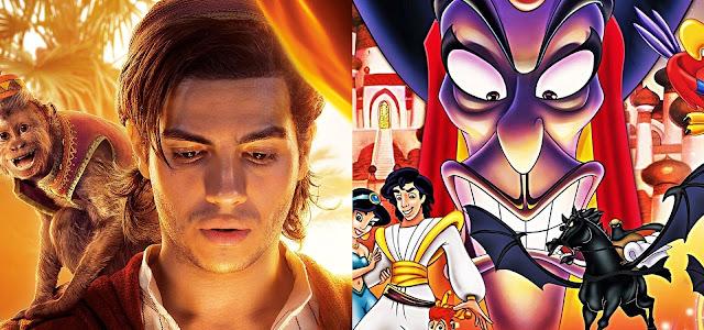Nova sequência de Aladdin em desenvolvimento pela Disney