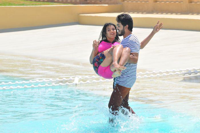 Hebah Patel Hot Photos From Angel Movie%2B%252811%2529