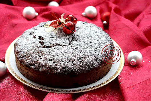 KERALA PLUM CAKE / RICH FRUIT CAKE / CHRISTMAS RUM FRUIT CAKE / SPICED RUM FRUIT CAKE