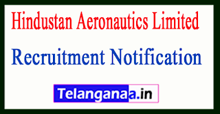 HAL Hindustan Aeronautics Limited Recruitment Notification 2017 Last date 05-07-2017