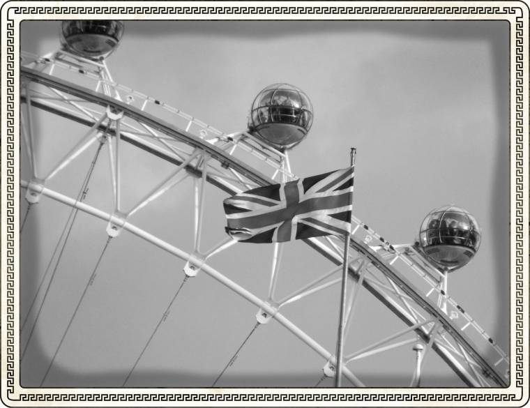 A View Of The London Eye Wordless Wednesday Linky