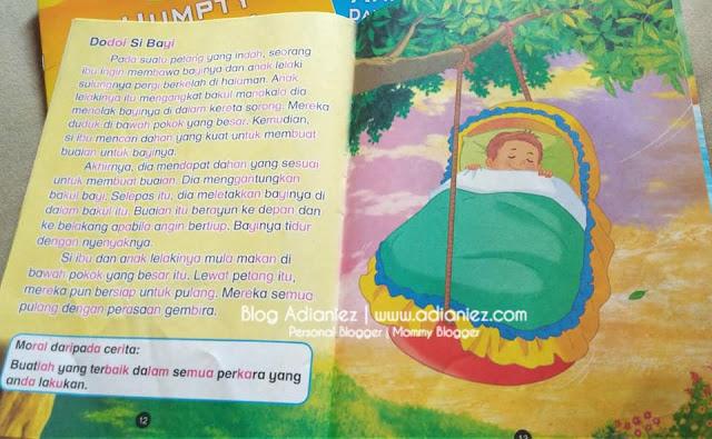Izzat Membaca | Koleksi Buku Membaca Yang Mudah & Menarik