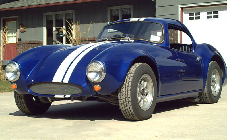 Transpress Nz Nz Custom Built Puma Sports Car