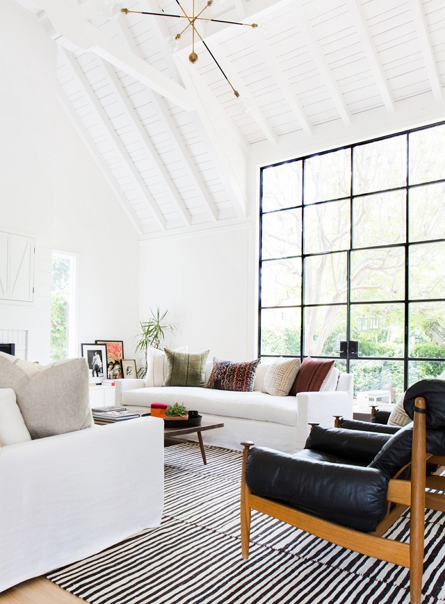 Should Wood Beams Be Painted Or Left Natural