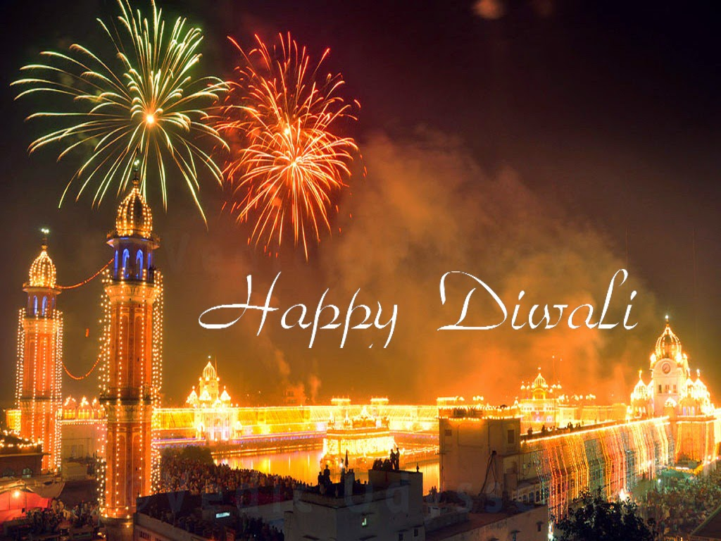 Festival Of Lights Diwali Wallpaper Hd For Desktop: Happy Diwali 2014 Greeting And Wishes HD Wallpapers Free