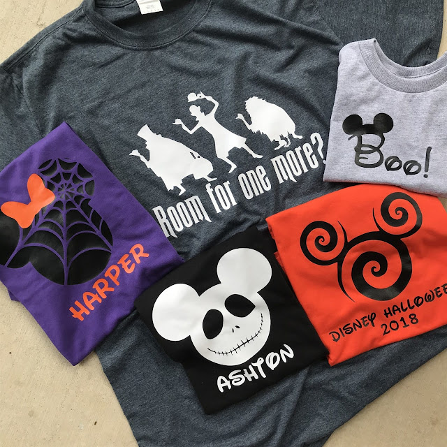 i love these disney halloween themed tees that jane has available today for just 1399 there are multiple styles and multiple colors available