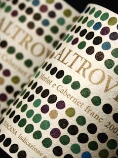 bottiglia etichette design visual comunicazione ricerca nome colore