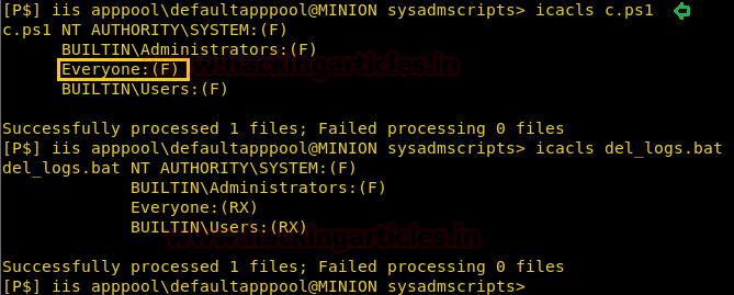 Hack the Box: Minion Walkthrough – MCYSECN-Maritime Cyber Security
