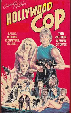 Hollywood Cop (1987)