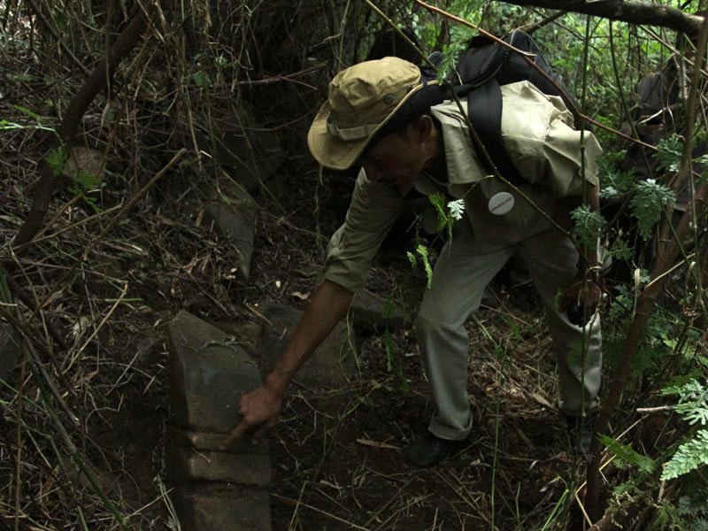 Banyak misteri yang belum terkuak di situs Gunung Padang