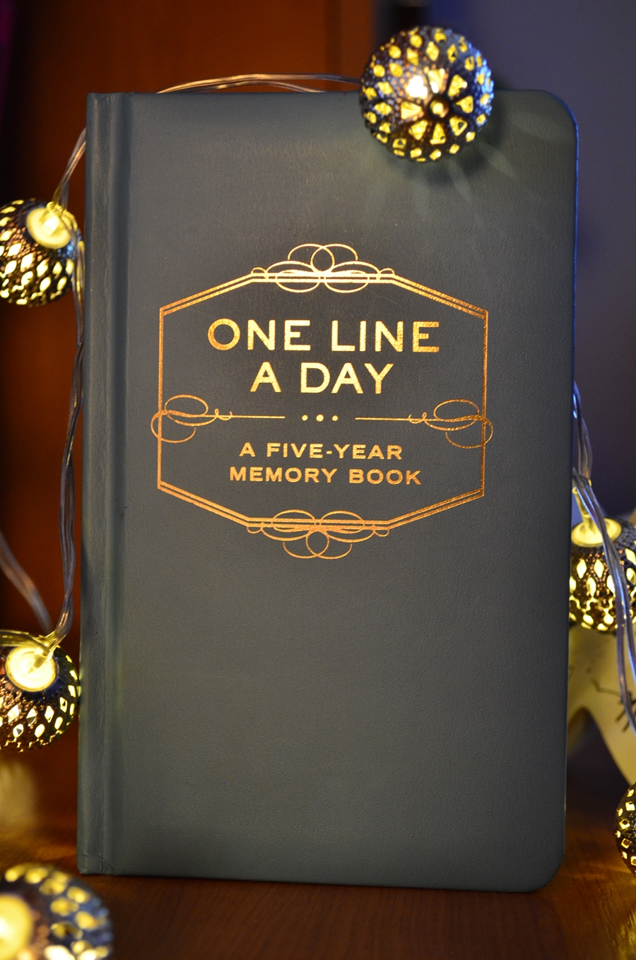 jurnal one line a day a five year memory book