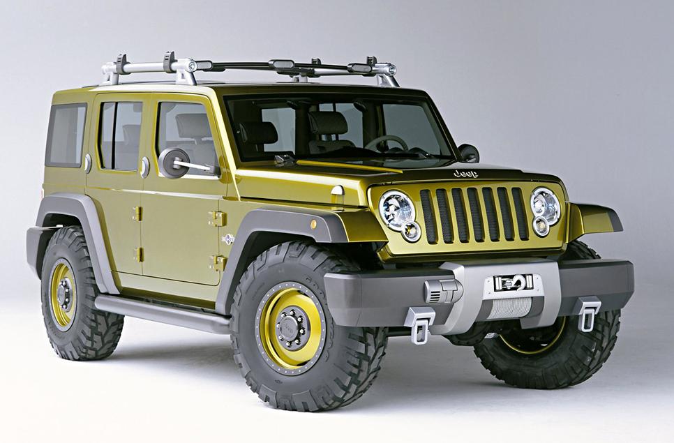 Jeep hummer