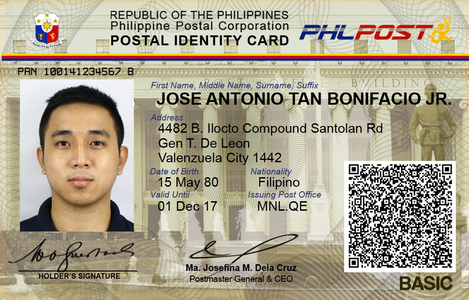 how to change picture on id card