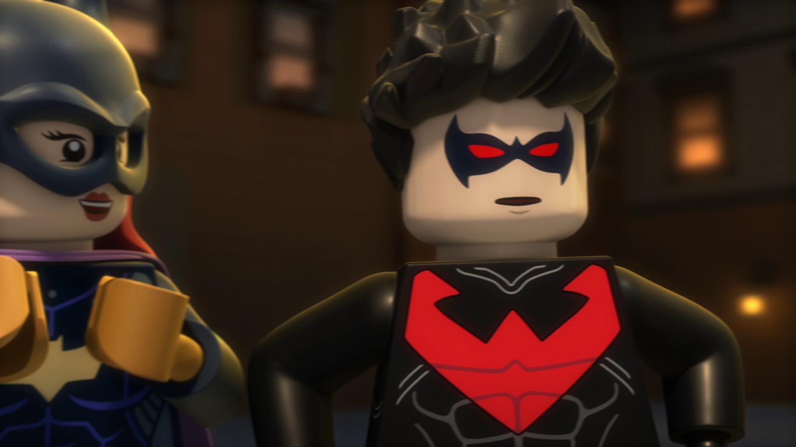 Lego DC Comics Superheroes Justice League - Gotham City Breakout (2016) 1080p BD25 1