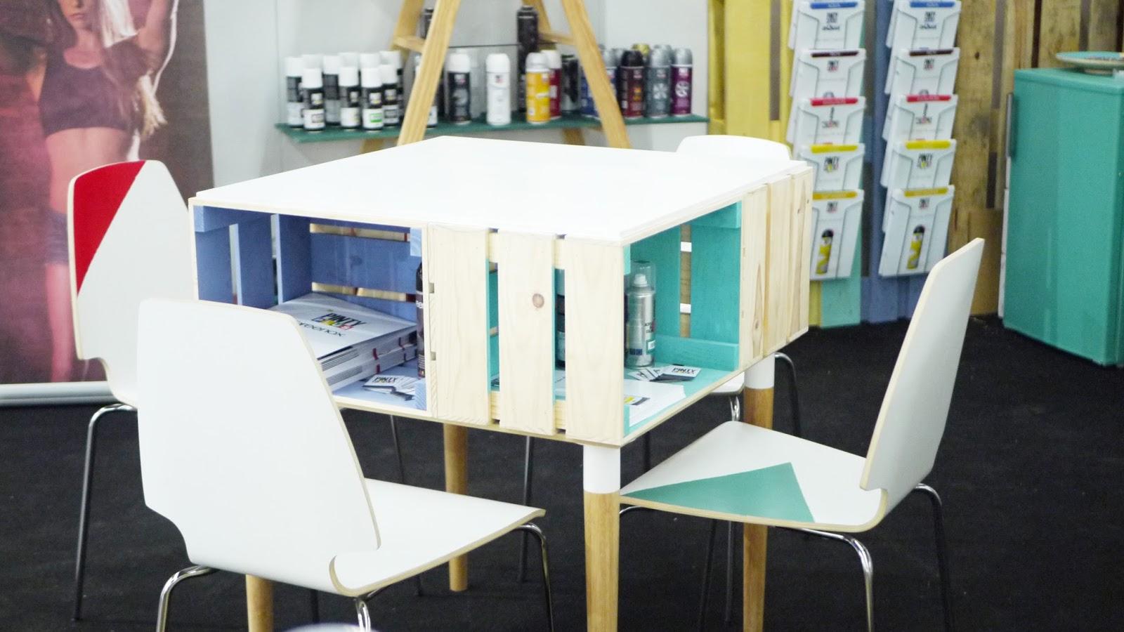Diy 5 Muebles Mi Experiencia En Creative World Handbox Craft  # Tienda De Muebles Weekend