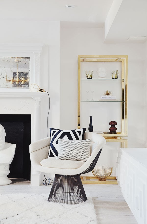 Bijou & Boheme Home Tour - Style Me Pretty Living
