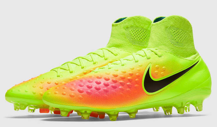 Nike will launch a cheaper version of the Nike Magista soccer boots with a  Dynamic Fit collar for the first time. The next-gen Nike Magista Orden 2  football ...