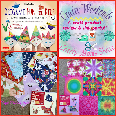 Crafty Moms Share: Origami Fun for Kids Kit & Fun Origami ... - photo#23