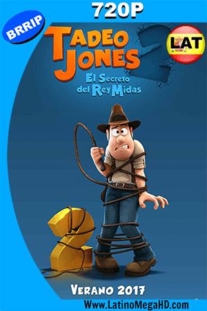 Tadeo Jones 2: El secreto del Rey Midas (2017) Latino HD 720p ()