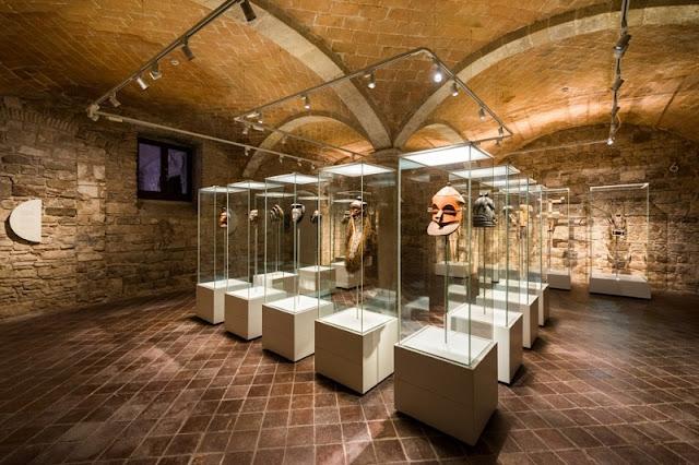 Nuevo Museo de las Culturas del Mundo em Barcelona