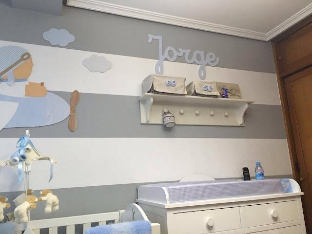 habitaciones -infantiles-decoración-personalizada