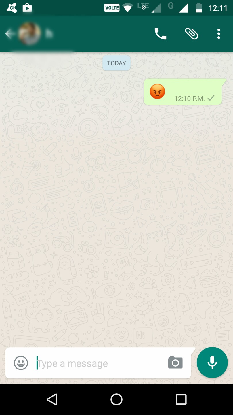 Want Smaller Emojis On Whatsapp Do You Miss The Smaller Emoji On
