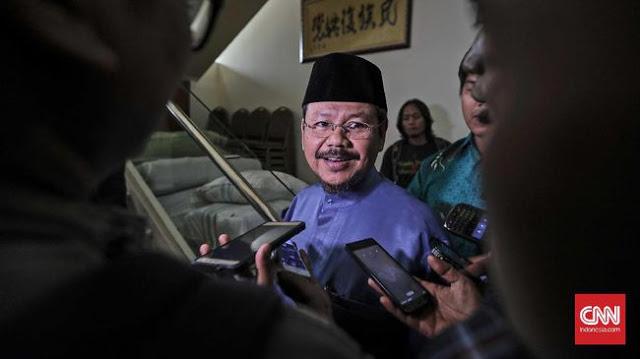 HTI Jabarkan Soal Khilafah dan Definisi Ancaman Negara di DPR