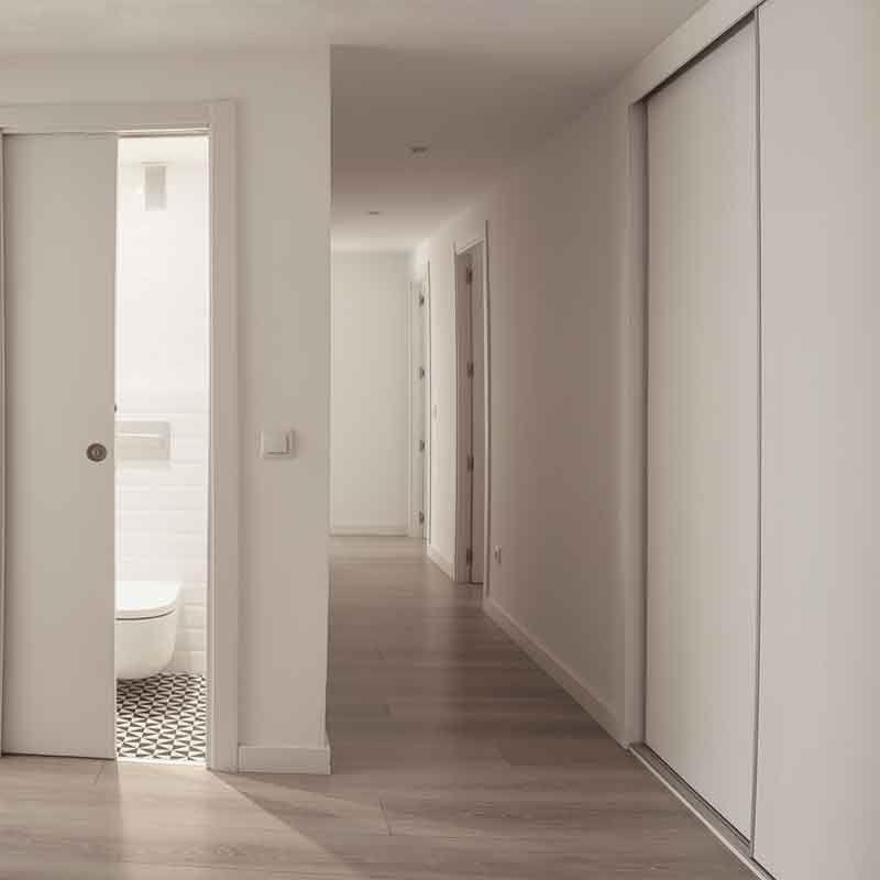 Hogar diez impresionante reforma de una vivienda en madrid - Reformas de viviendas en madrid ...