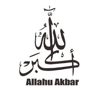 Takbir Allahu Akbar