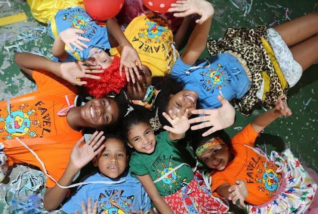 Favela Mundo dará Gritinho de Carnaval na Rocinha e na Cidade de Deus