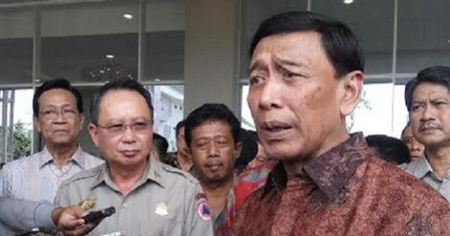 Kabar Impor 5000 Senjata Ilegal, Wiranto: Tanya Panglima