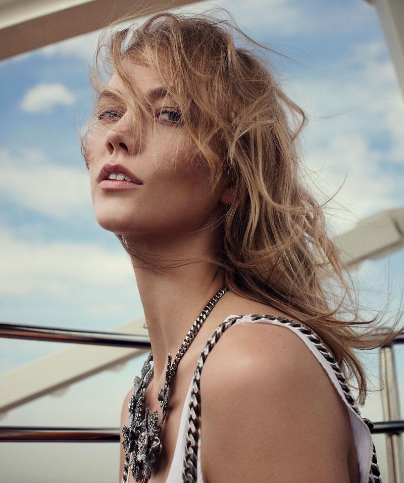 Karlie Kloss Shares Her Surprisingly Cheap Makeup Favourites