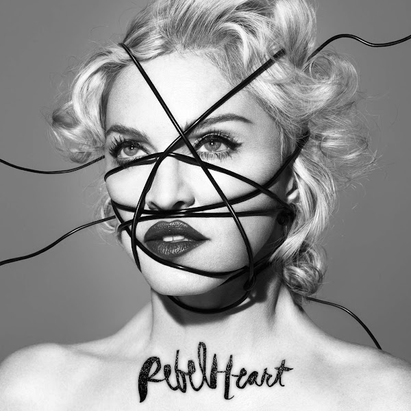 Madonna - Rebel Heart (Deluxe) Cover