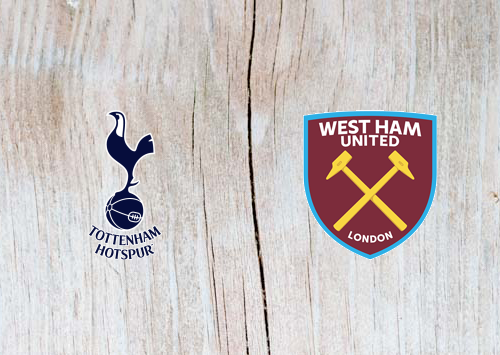 Tottenham vs West Ham Full Match & Highlights 27 April 2019